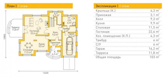 Проект КД-86
