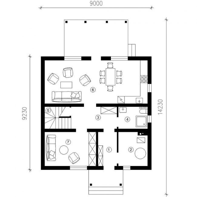 Проект КД-632