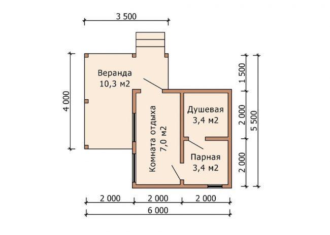 Баня КБ-81