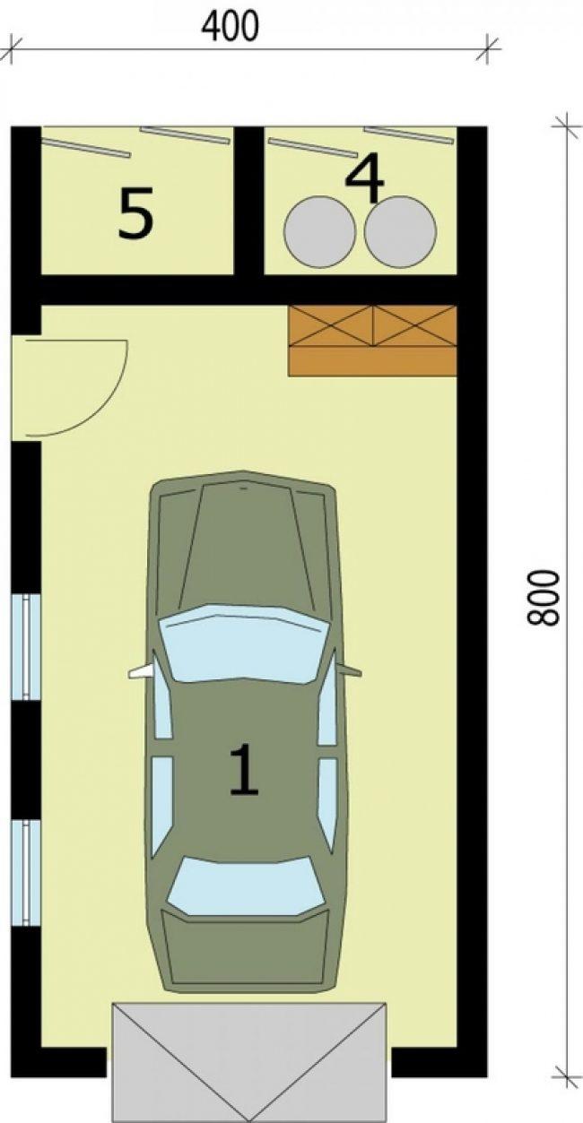 Гараж КГ-46