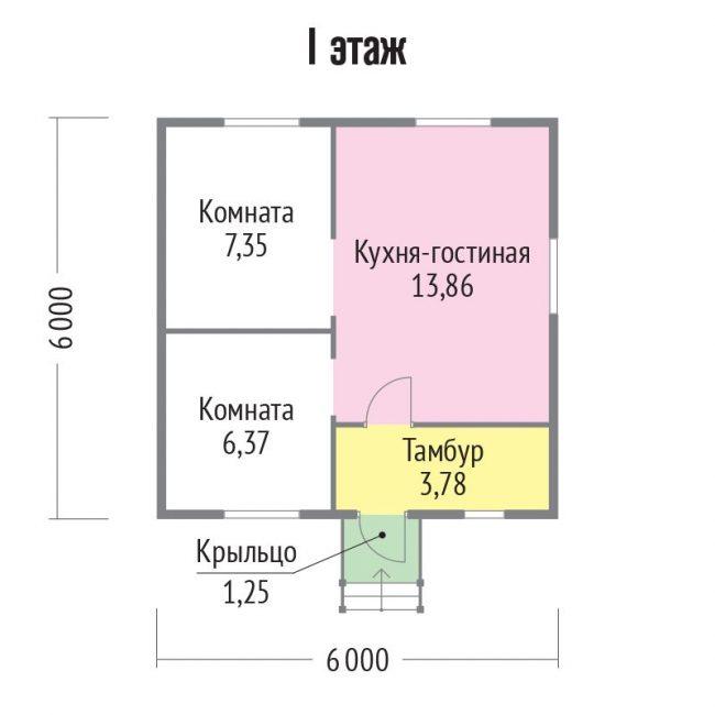 Проект КД-521
