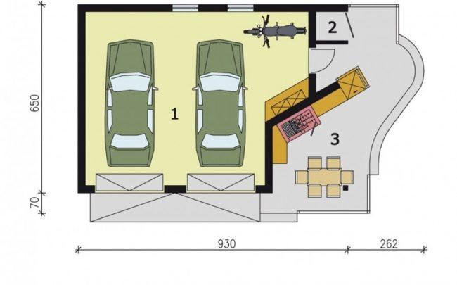 Гараж КГ-193