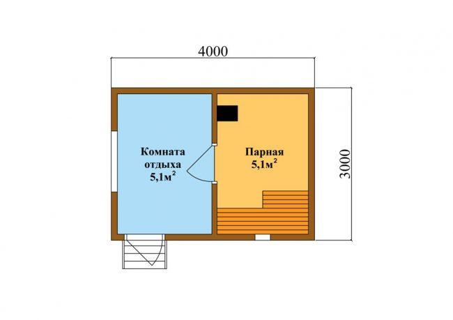 Баня КБ-22