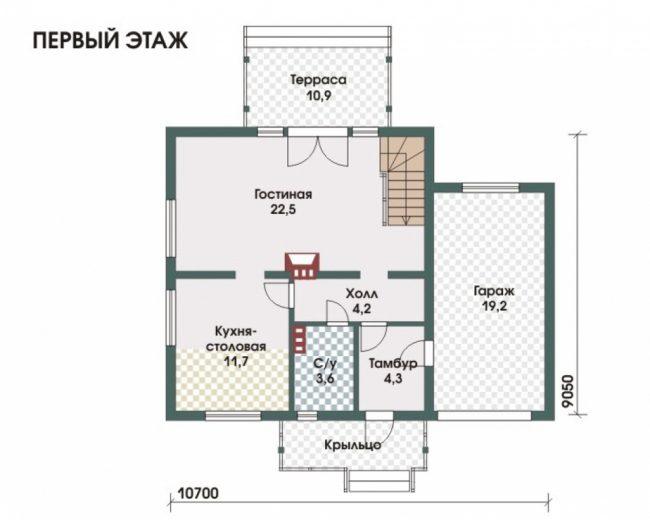 Проект КД-95