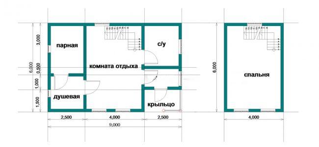 Баня КБ-113
