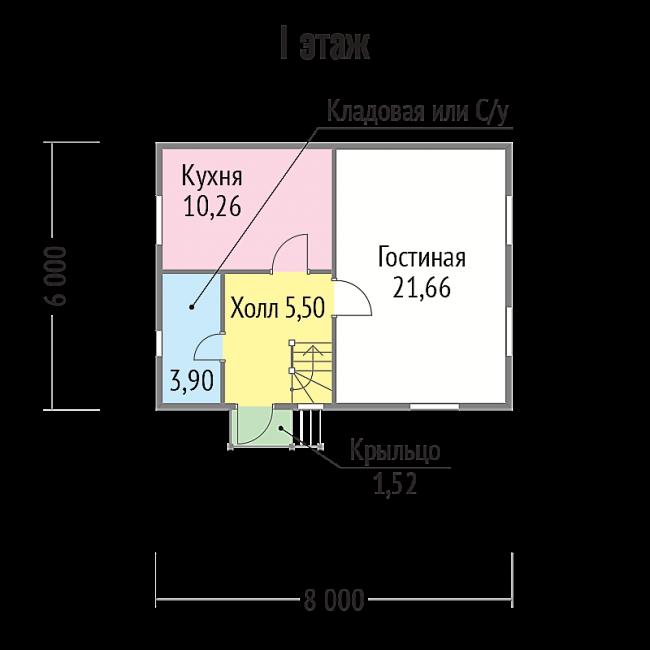 Проект КД-540