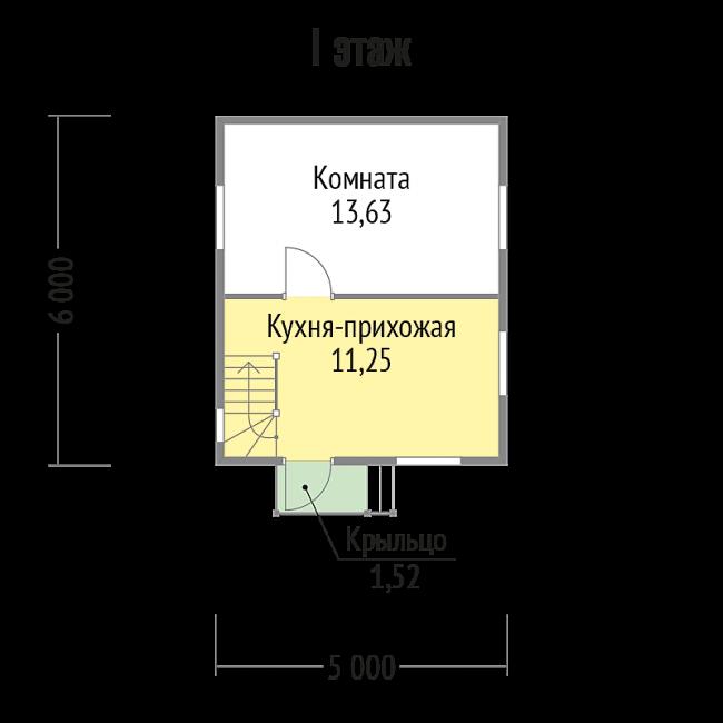 Проект КД-524