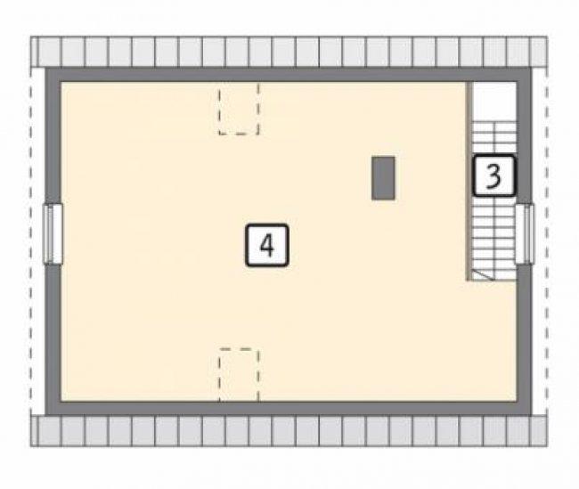 Гараж КГ-182