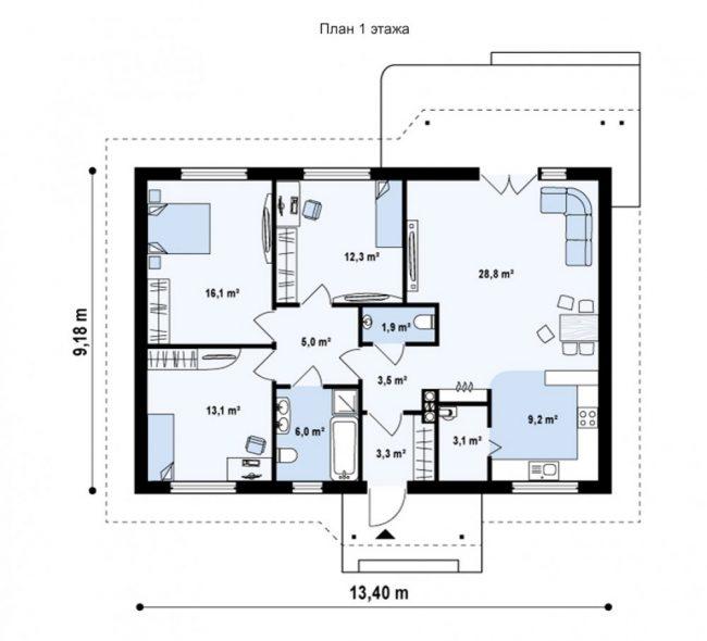 Проект КД-457