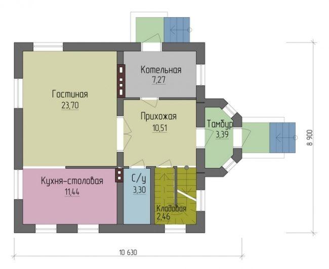Проект КД-29