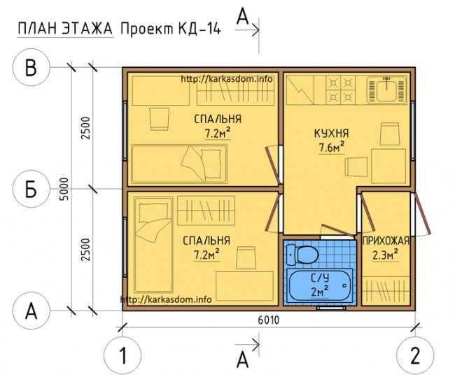 Проект КД-711