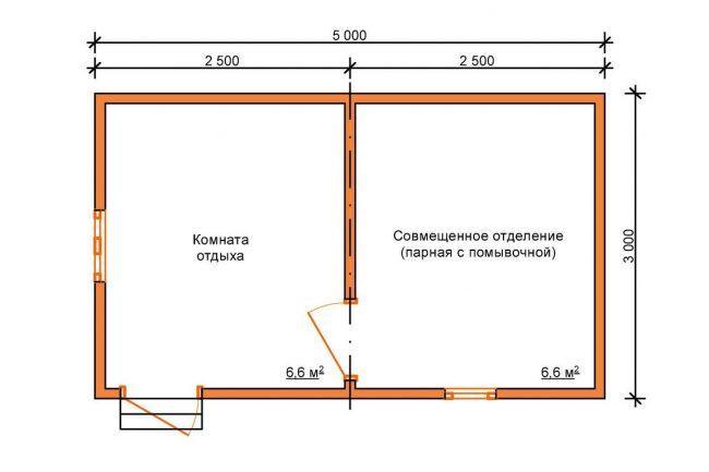 Баня КБ-33