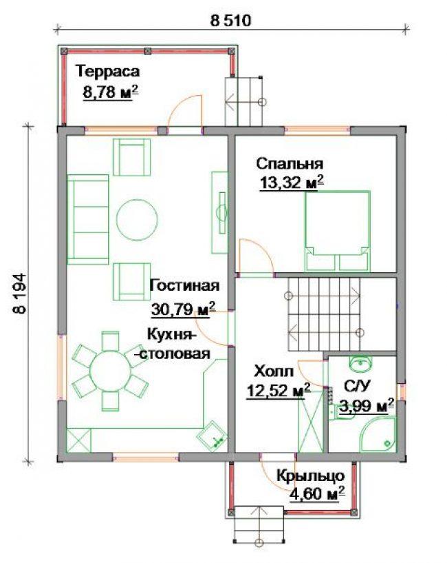 Проект КД-415