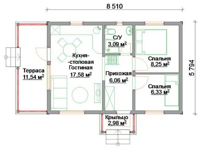 Проект КД-388