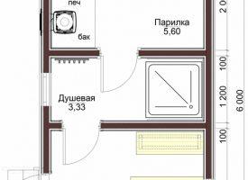 Баня КБ-36