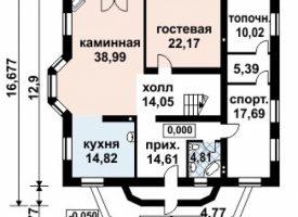 Проект КД-124