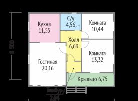 Проект КД-607