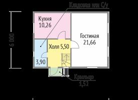 Проект КД-541