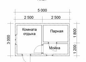 Баня КБ-29