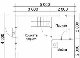 Баня КБ-59