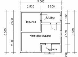 Баня КБ-73