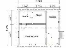 Баня КБ-82