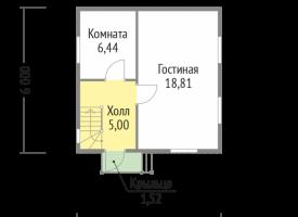 Проект КД-522