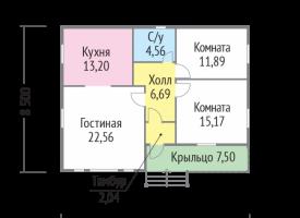 Проект КД-643